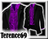 69 Chic -Black Purple
