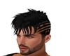 style M  hair