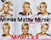 Mimie Mathy Miroir