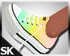 SK  Pastel Sneakers
