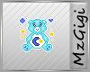 Bedtime Bear - Badge
