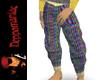 Ali Baba Trousers Multi