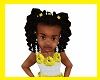 Kids Twist Plaits Yelow
