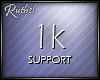 -R- Support 1k