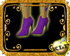 KLF Stelettos in Purple