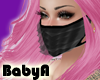 ! BA Black Fashion Mask