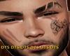 X4►-Face[Tatoo]F-Inca