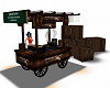 Tex Mex Food Cart