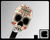 ` Voodoo Skull Cane