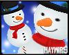 :Mashmallow Snowman! M/F