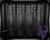 Gothic PVC Screen ⚔