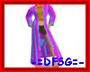 Lavender Coat F