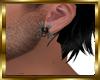 Spider Earrings Male