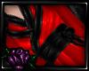 [S] Latex Kimono | Red