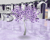 Purple Wedding Tree