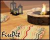 +Adobe Fire Pit+