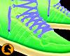 Neon Glow Kicks!