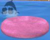 Pink V. innertube