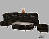 Custom Luna initial sofa