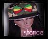 : Camo reggae Snapback