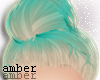 ❥ hart aquamarine