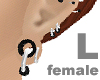 As] L Female ear