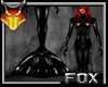 [FX] Latex Mermaid Black