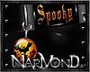 Spooky belt