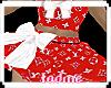 A Boujee Christmas Dress