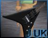 E-Guitar - Flying V - F