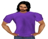 Michael's Purple T-Shirt