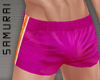 #S Rugby Shorts #Pink