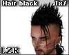 Hair Black Tx7