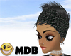 ~MDB~ BLACK BIKEY HAIR