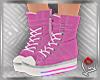 [LD]U Pink♣Sneakers