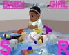 BABY GIRL/ANGEL PLAYPEN