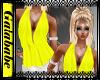 Sexy Diva Top - Yellow