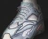 shoes + white socks