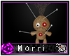 +M+ Ghoul Voodoo Doll