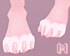 🅜 NEKO: claws foot