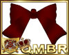 QMBR Bow Red