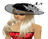 Black Elegant hat