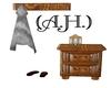 (A.H.) Coat Rack