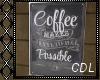 !C* Vintage Coffee Frame