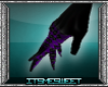 Jester Gloves - Purple