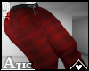 A! Red digi pajamas
