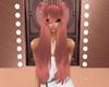 Neko+RoseGoldHair+Ears