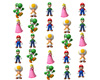 Mario and Friends Game
