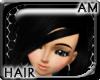 [AM] Skylar Black Hair