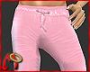 [m] PJs Pants Pink